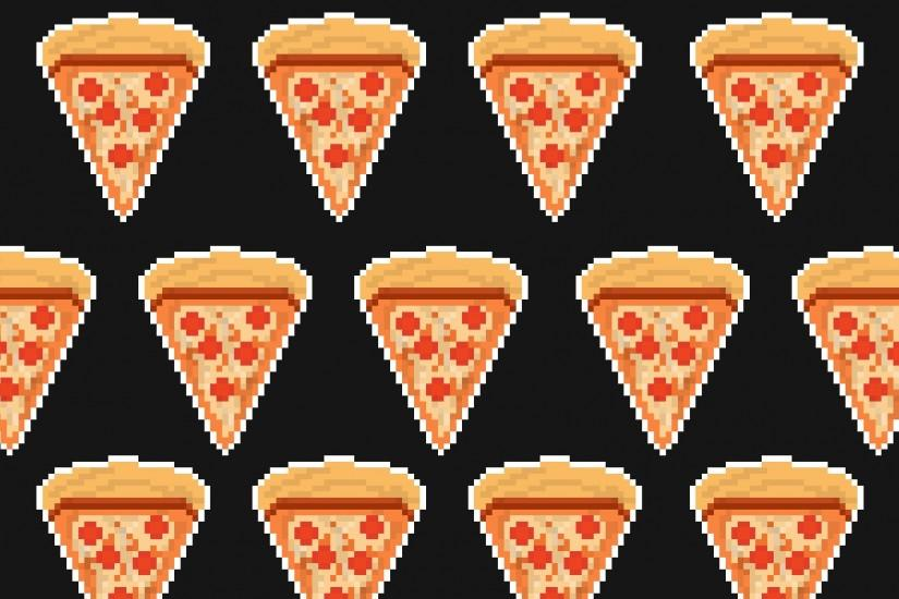 full size pizza wallpaper 2465x1152 htc