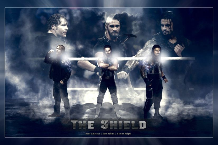 The Shield Wallpaper by RaazivYdv The Shield Wallpaper by RaazivYdv