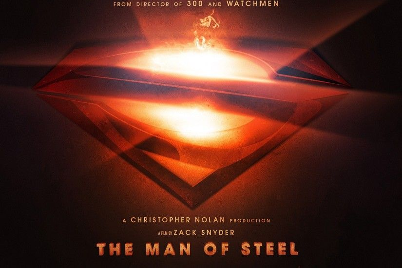 Superman: Man of Steel HD wallpapers #11 - 1920x1080.