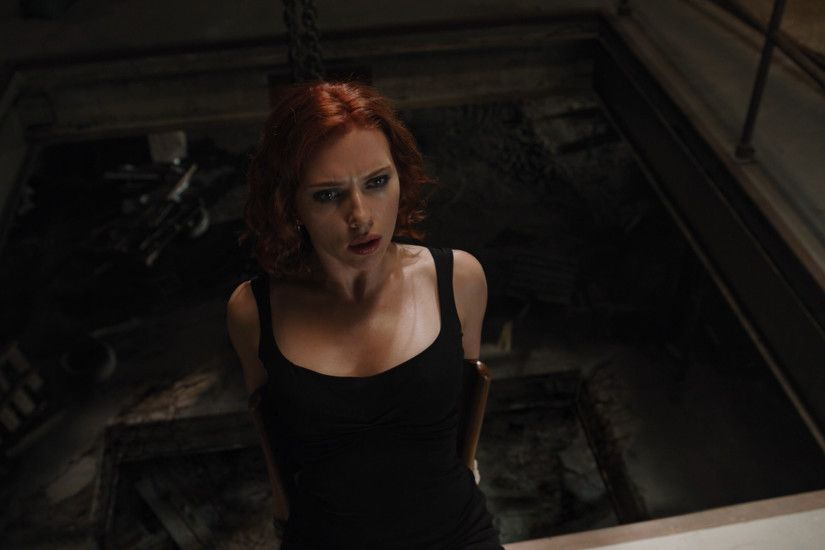 Natasha Romanoff - The Avengers HD Wallpaper 1920x1080