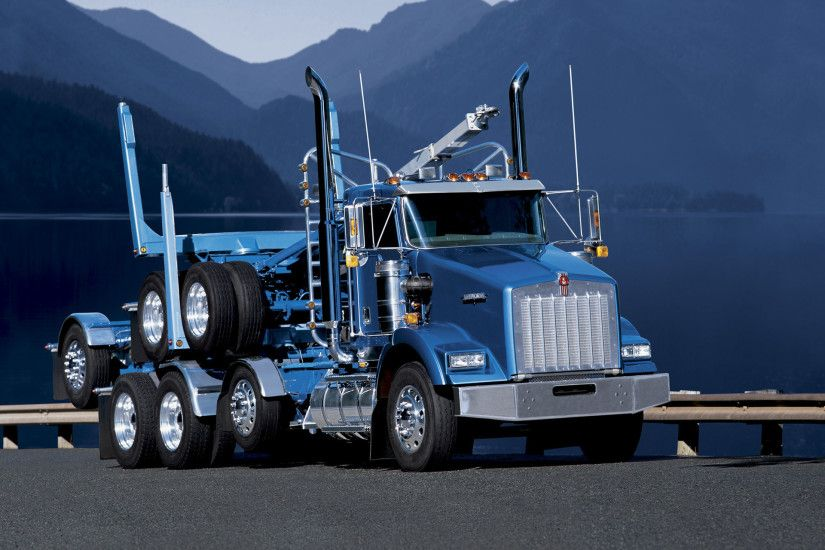 #heavyhauling Kenworth T800