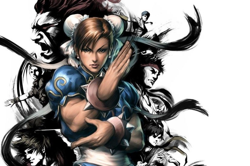 Street Fighter Chun Li Hd Wallpaper Car Pictures