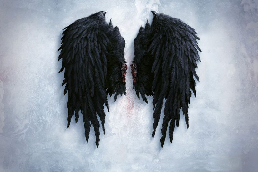Anime Angel Wings Cool Wallpapers