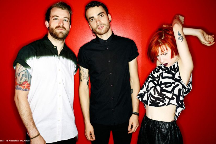 paramore music band group hd widescreen wallpaper