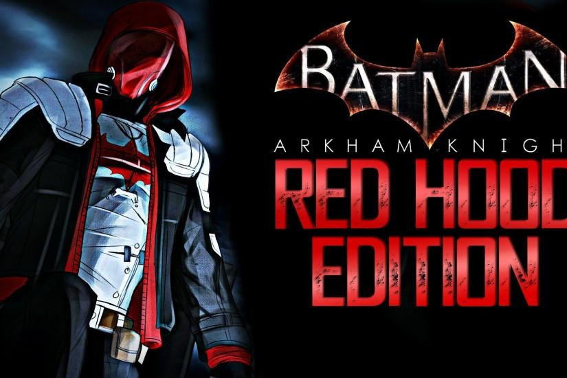 Showing Gallery For Arkham Knight Red Hood Wallpaper