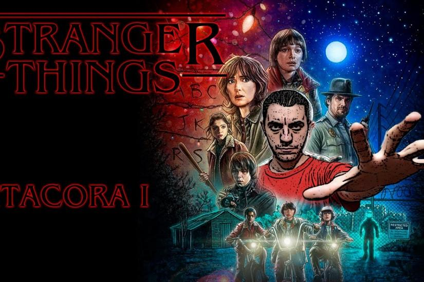 free download stranger things wallpaper 1920x1080 notebook
