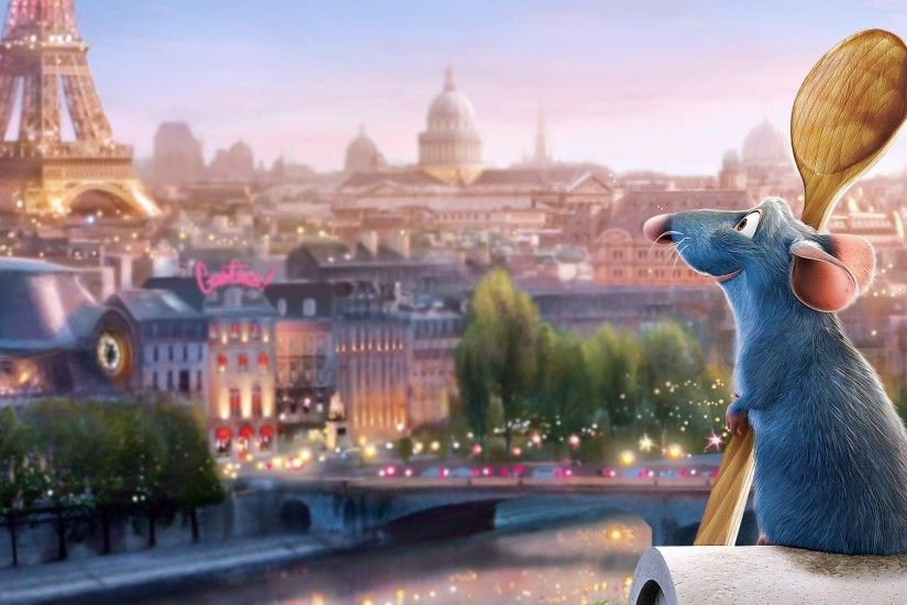 1219 Ratatouille Wallpaper HD