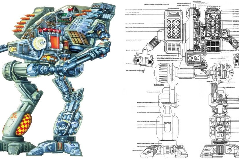 Amazing MechWarrior Pictures & Backgrounds