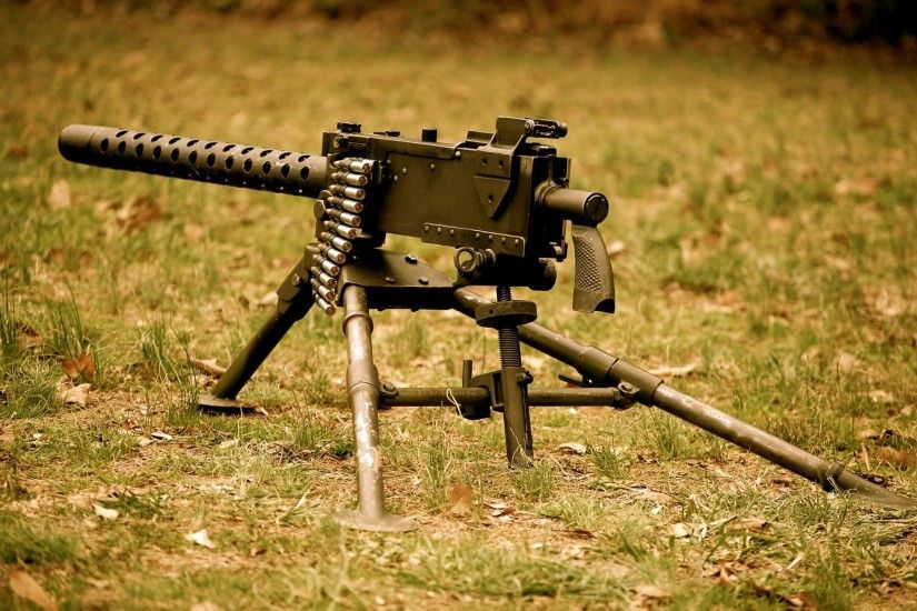 M1919 Browning Machine Gun 2