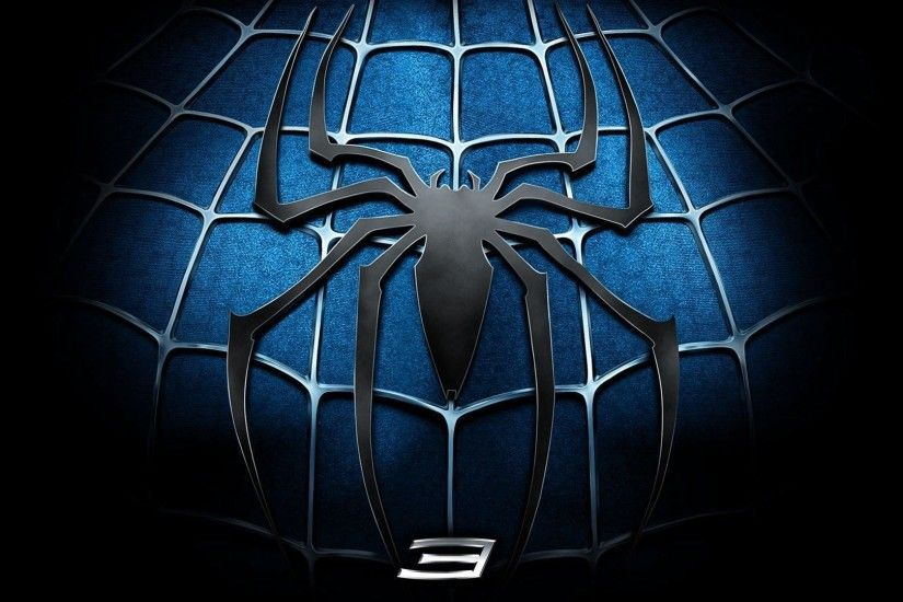 Wallpapers For > Spiderman 3 Black Spiderman Wallpaper