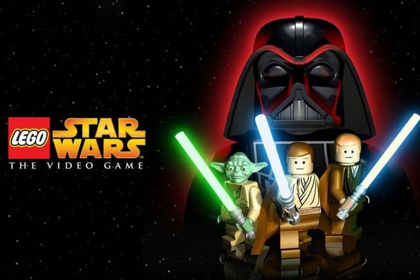 2 LEGO Star Wars: The Video Game HD Wallpapers | Backgrounds - Wallpaper  Abyss
