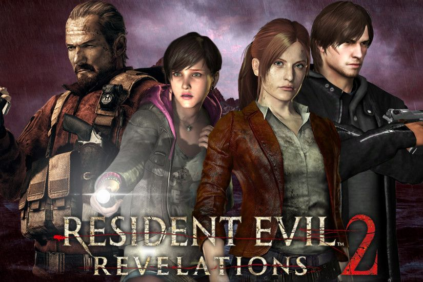 Resident Evil Revelations 2 Wallpaper by REFanBoy2012 Resident Evil Revelations 2 Wallpaper by REFanBoy2012