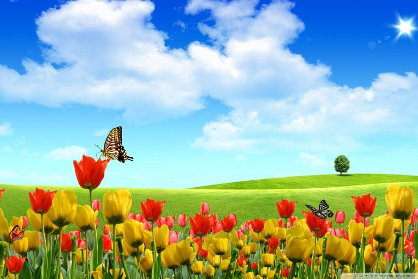 spring backgrounds 1920x1200 free download