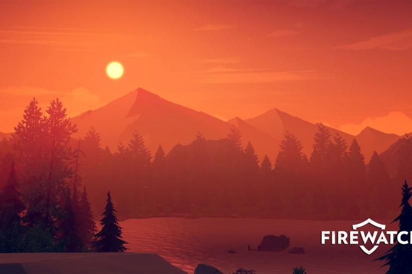 firewatch wallpaper 3840x2160 htc