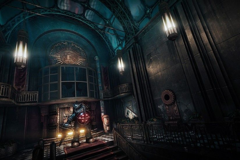 Collection of Bioshock Rapture Wallpaper on HDWallpapers 1920×1080 Rapture BioShock  Wallpapers (48 Wallpapers