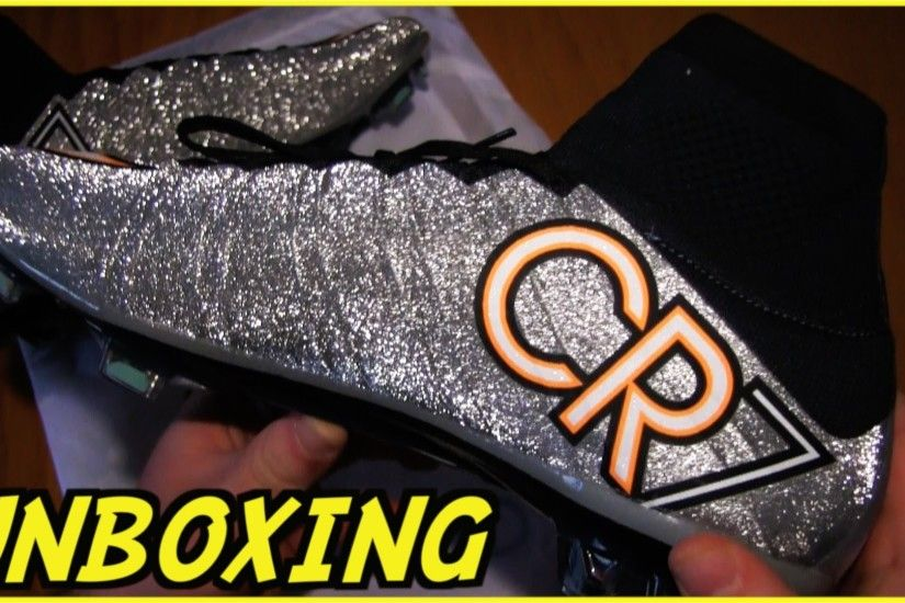 NEW Cristiano Ronaldo Boots: Nike Mercurial Superfly CR7 Silverware  Unboxing | by 10BRA - YouTube