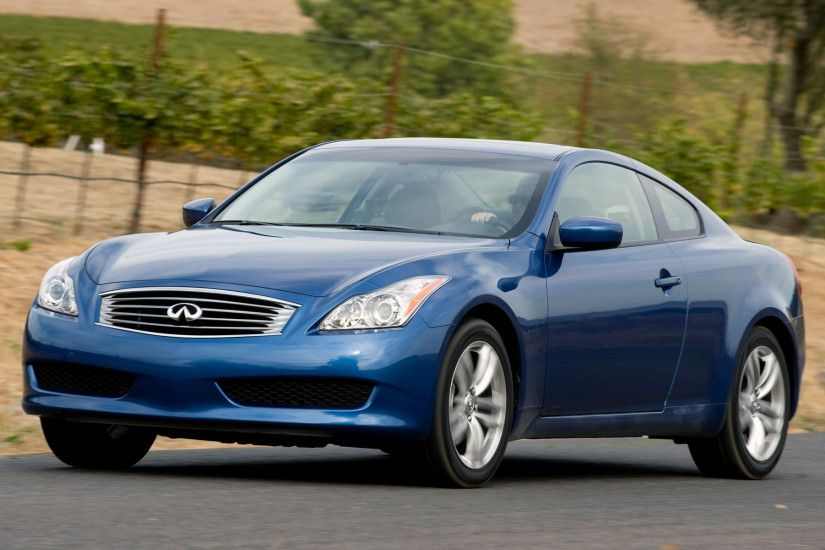 Infiniti G37 Coupe Wallpaper HD 19 - 1920 X 1200