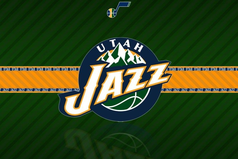 ... utah jazz logo wallpaper; nfl team wallpapers wallpapersafari ...