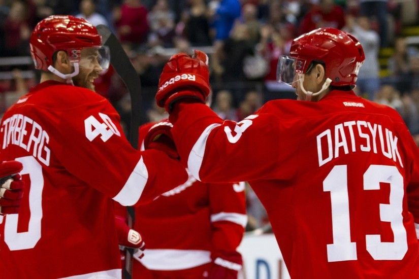 The prolonged absence of Henrik Zetterberg and Pavel Datsyuk has restricted  Detroit's scoring power