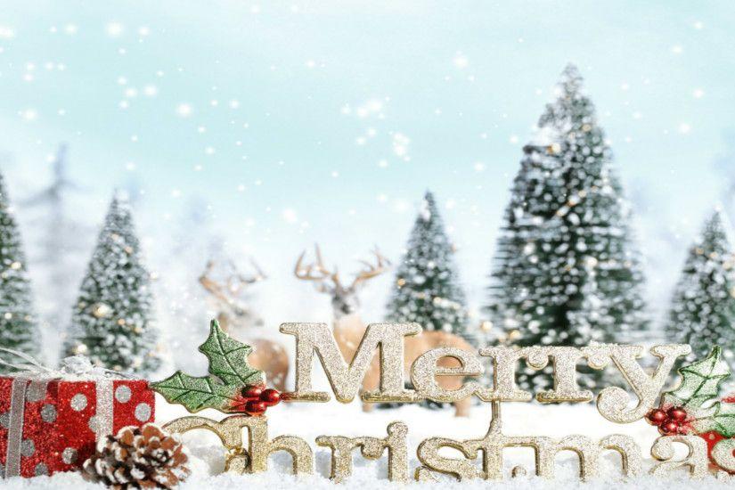 Merry Christmas Wallpapers Wallpapertag
