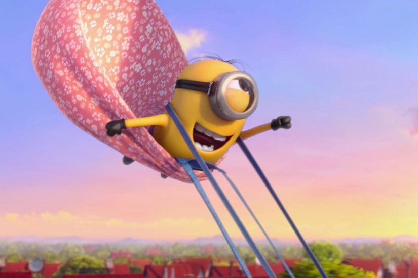 despicable me 2 club images i can fly HD wallpaper and background photos