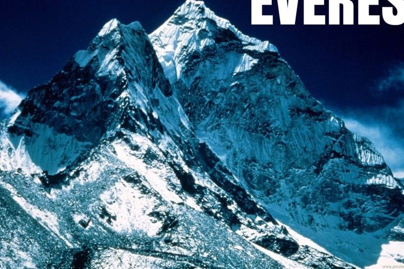 Everest 2015 Movie Poster Wallpaper
