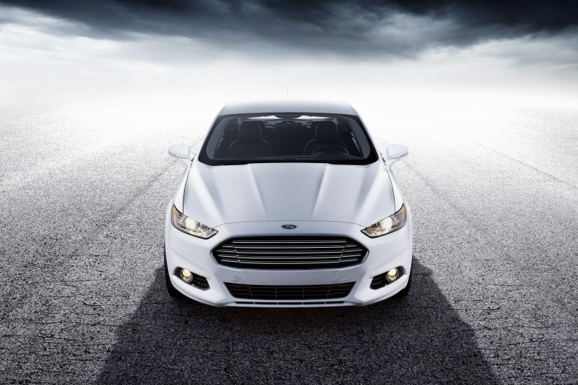 HD Ford Fusion Wallpaper.
