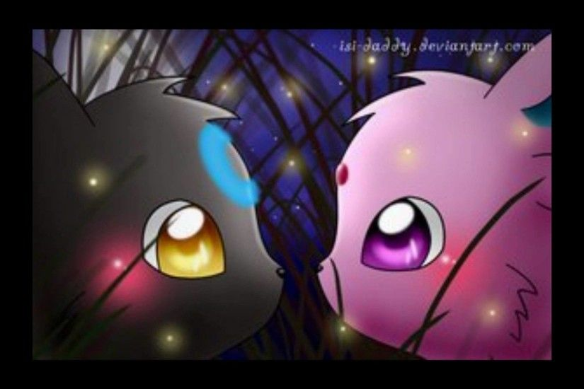 Umbreon and Espeon: Searching For Love
