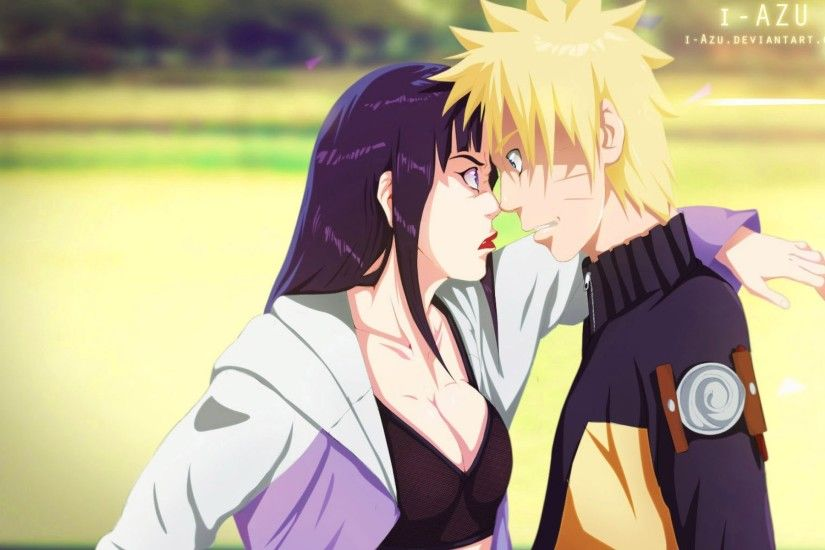 naruhina naruto and hinata anime hd wallpaper 1920x1200 0l