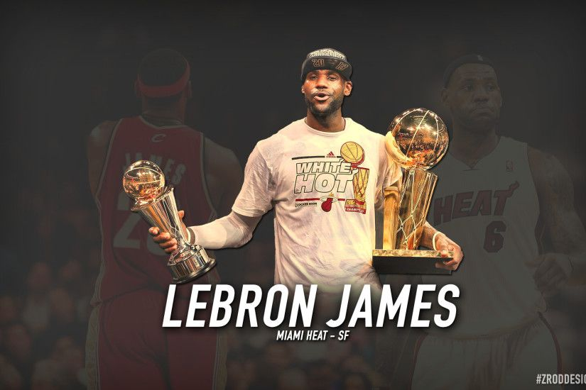 Lebron James Miami Heat Wallpaper 2015 #C652853 Picserio