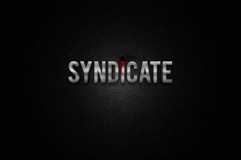 ... Syndicate Wallpaper The Secret World 1920x1080 by BlackLotusXX