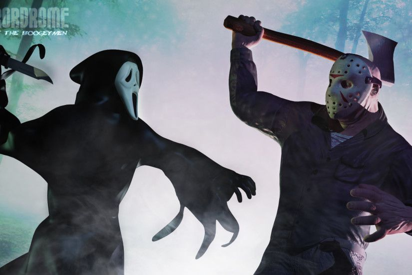 Ghostface vs Classic Jason Voorhees