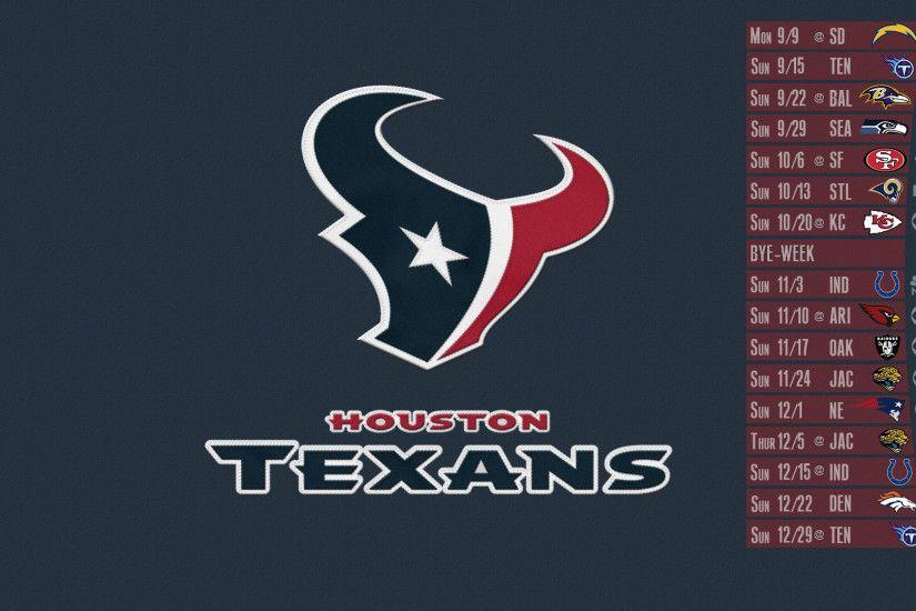 Houston Texans Wallpaper 2018 ·①