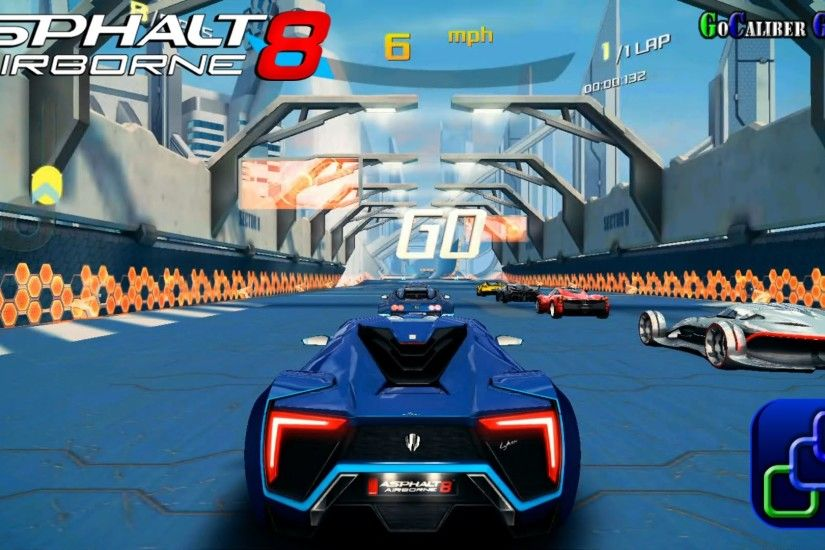 Asphalt 8 Airborne Gameplay - NEW Update Track Sector 8 1080p HD. http:/