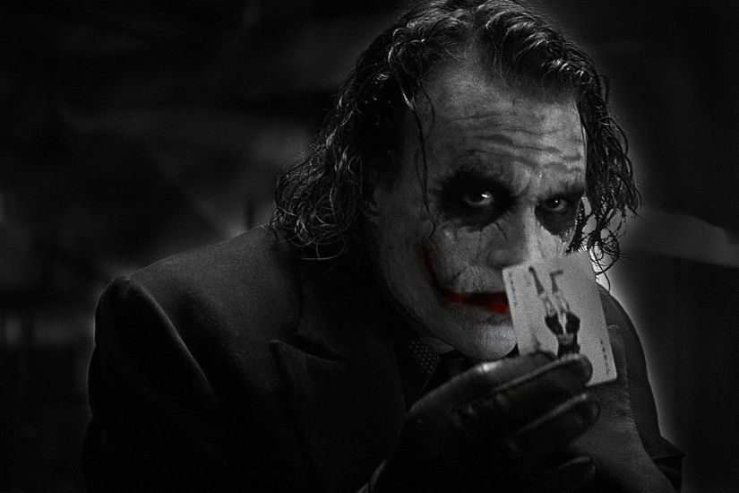 ... Joker Wallpapers Heath Ledger Wallpaper 1920×1200 ...