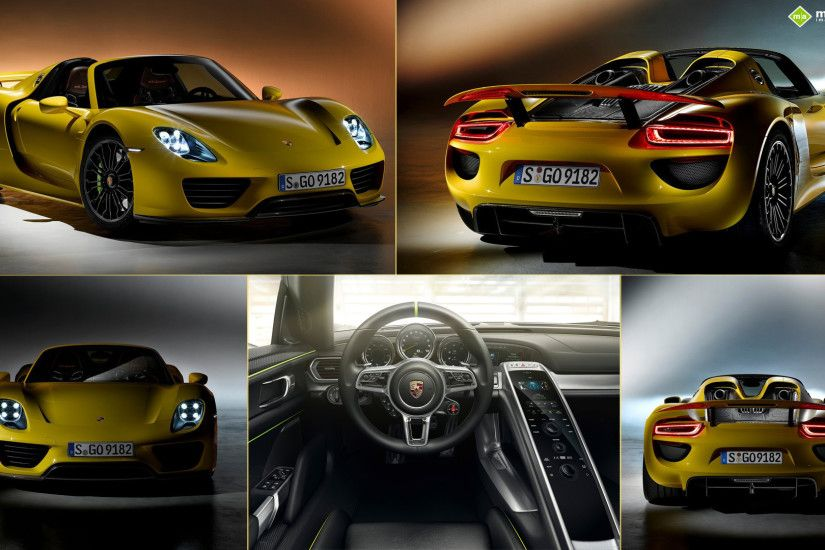 Porsche 918 Spyder Wallpaper 1045382