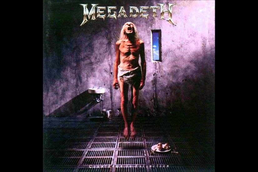 Symphony Of Destruction- Megadeth (Countdown To Extinction)