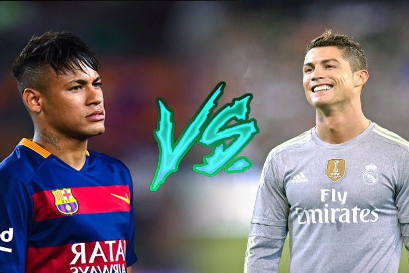 Cristiano Ronaldo vs Neymar JR ○ Magic Skills Show | 2015/16 HD - YouTube