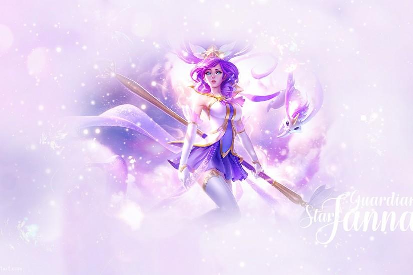 Star Guardian Janna v2 by Yukzz Star Guardian Janna v2 by Yukzz