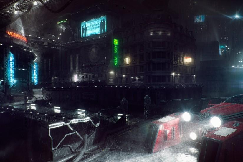 blade runner wallpaper 2560x1440 pc