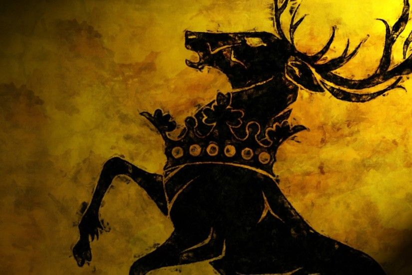 Game of Thrones House Baratheon - Wallpaper, High Definition, High .