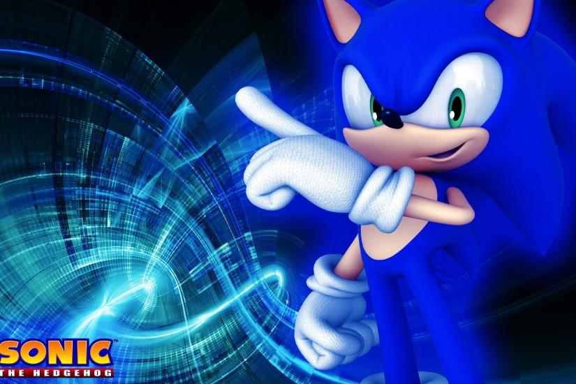 new sonic the hedgehog wallpaper 1920x1200