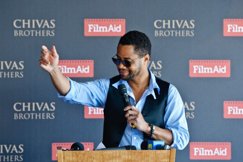 Wallpapers Backgrounds - Cuba Gooding Backs Chivas Regal Campaign Raise  Awareness FilmAid