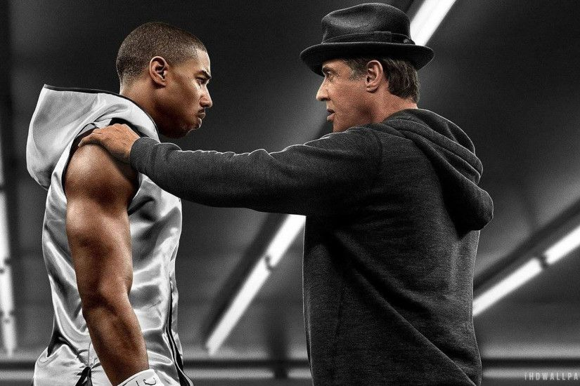 Creed - Adonis Johnson Creed & Rocky Balboa 1920x1080 wallpaper