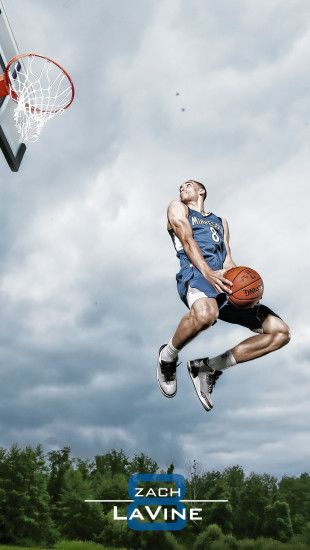 LaVine Rookie Photo Shoot
