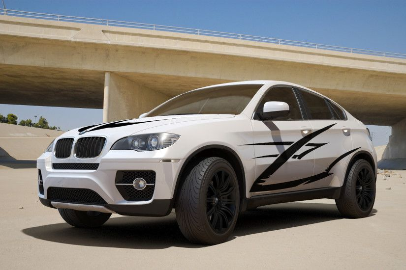 ... BMW X6 Wallpaper by Analyzer by AnalyzerCro