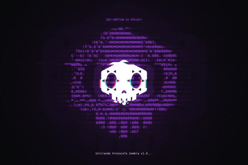 1920x1080 - overwatch, sombra, hacker, logo # original resolution. overwatch  wallpapers ...