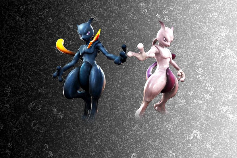 Mewtwo Pokémon HD Wallpapers Backgrounds Wallpaper