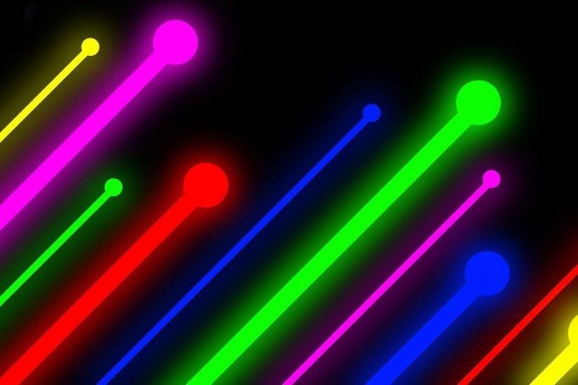 Neon Lights wallpaper - Abstract wallpapers - #