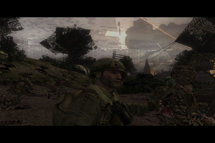 Screenshot Thumbnail / Media File 1 for Call of Duty 2 - Big Red One (